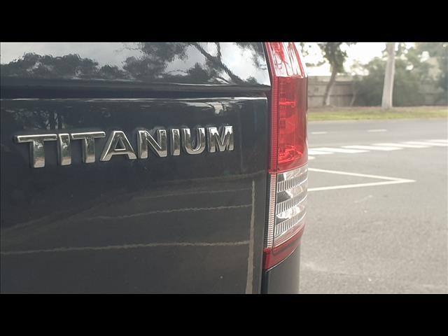 2014 FORD TERRITORY TITANIUM (RWD) SZ MK2 4D WAGON