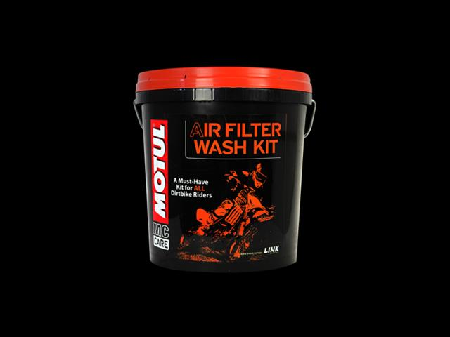 Air Filter Wash Kit - Accessories