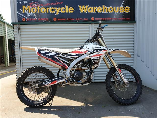 2015 YAMAHA YZ250F 250CC MY15 MOTOCROSS
