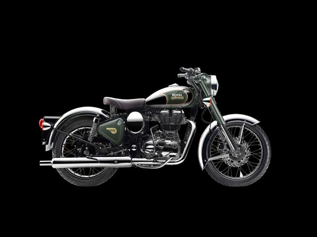 2019 ROYAL ENFIELD (SEE ALSO ENFIELD) CLASSIC CHROME 500CC MY18 ROAD