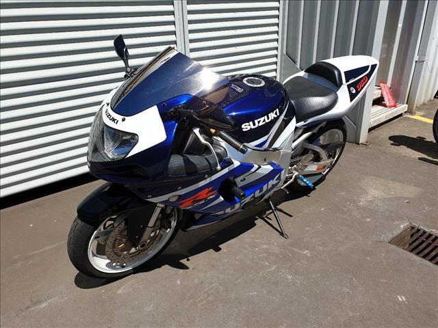 2003 SUZUKI GSX-R750 750CC K2 SPORTS