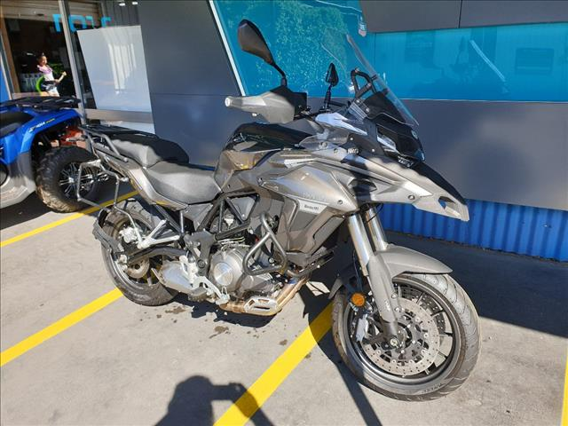 2018 BENELLI TRK 502 (ABS) 500CC MY18.5 ROAD