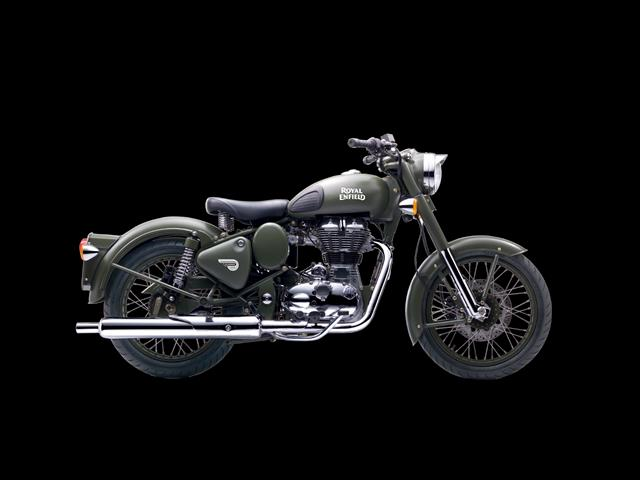 2019 ROYAL ENFIELD (SEE ALSO ENFIELD) CLASSIC 500 ABS 500CC MY18 ROAD