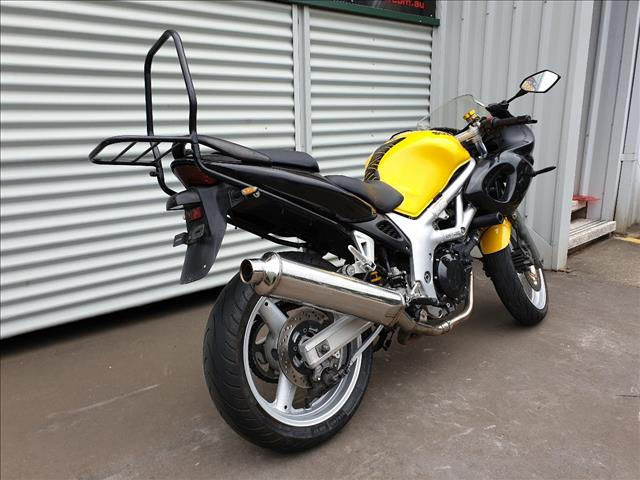 2001 SUZUKI SV650S 650CC K1 ROAD
