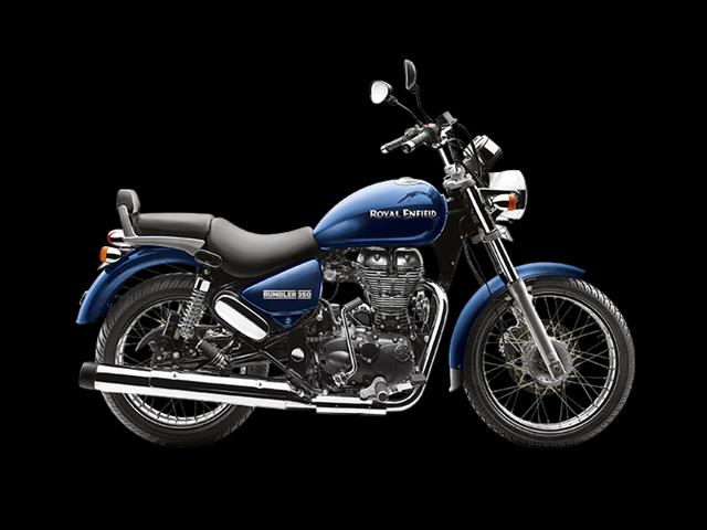 2018 ROYAL ENFIELD (SEE ALSO ENFIELD) RUMBLER 350 346CC
