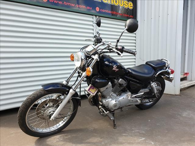 1994 YAMAHA XV250 (VIRAGO VX250S, VX250R) 250CC CRUISER