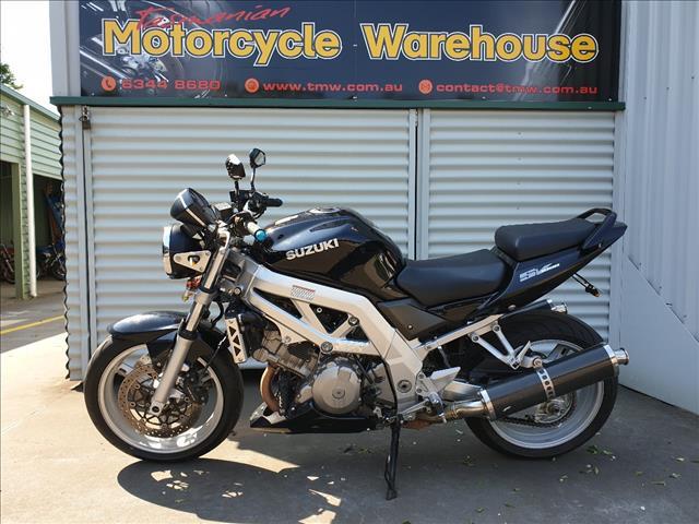 2003 SUZUKI SV1000 1000CC K3 ROAD