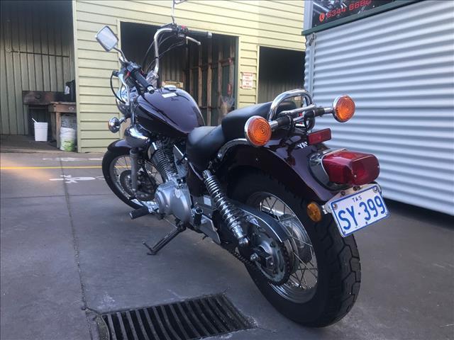 2006 YAMAHA XV250 (VIRAGO VX250S, VX250R) 250CC W CRUISER