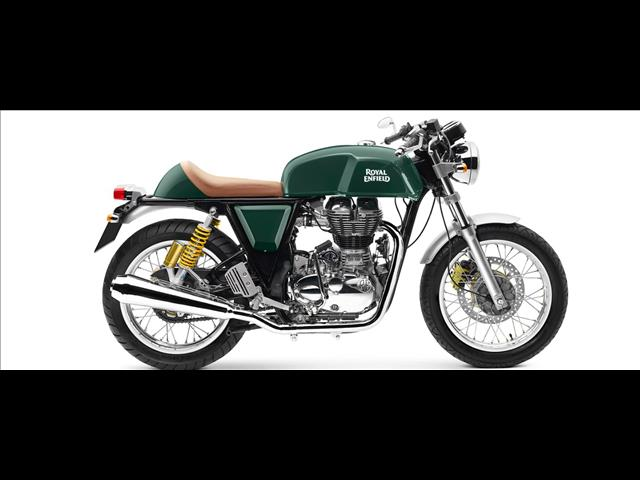 2019 ROYAL ENFIELD (SEE ALSO ENFIELD) CONTINENTAL GT 535CC MY18 ROAD