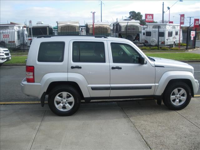 Jeep Cherokee Sport For Sale >> 2010 Jeep Cherokee Sport Kk Wagon
