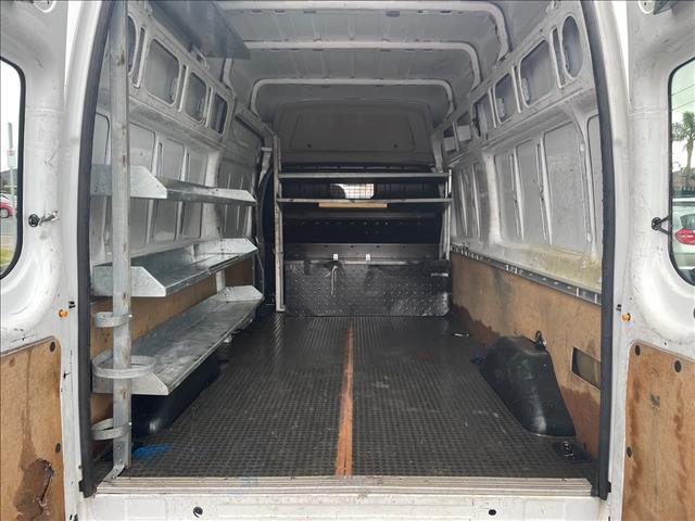 2013 FORD TRANSIT 350 VM VAN