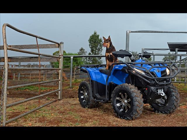 2018 CF MOTO X5 FARM S 500CC ATV