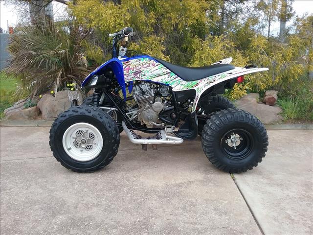 2010 YAMAHA YFM250R RAPTOR 250 250CC 9 ATV