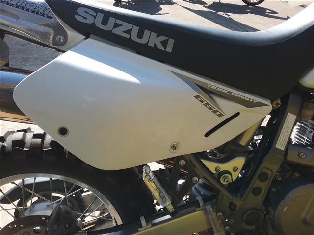 2013 SUZUKI DR650SE 650CC L2 DUAL SPORTS