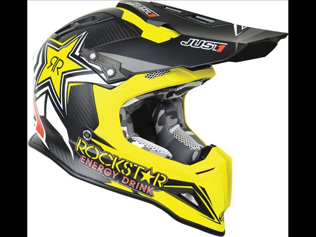 JUST1 J12 Rockstar helmet