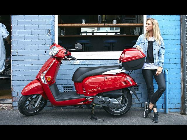 Looking for a New 2018 Kymco Like 50 in Evanston South, SA