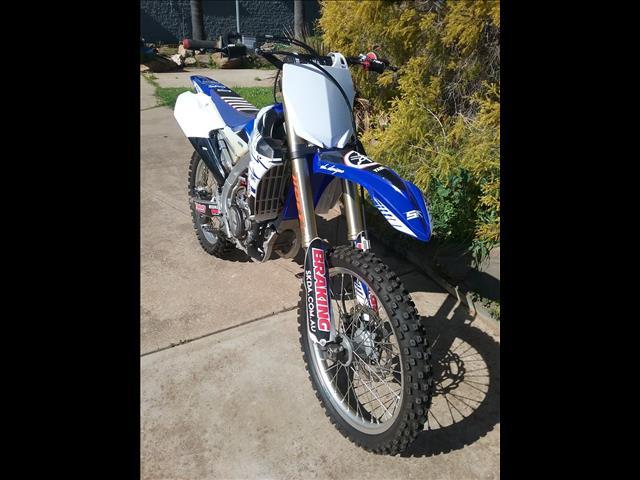 2014 YAMAHA YZ250F 250CC MY12 MOTOCROSS