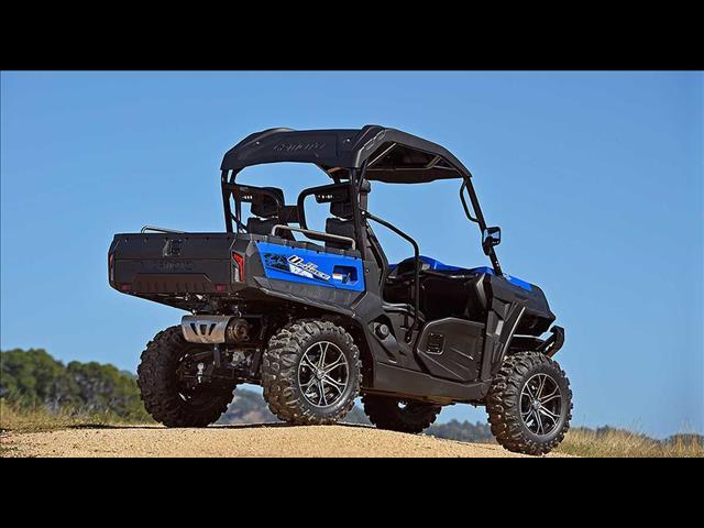 2018 CF MOTO U550 LE EPS 550CC ATV