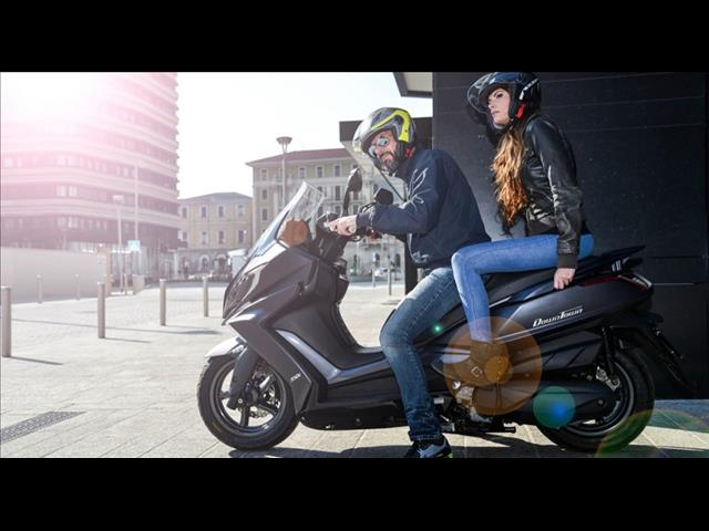 2018 KYMCO DOWNTOWN 350i 350CC MY16 SCOOTER