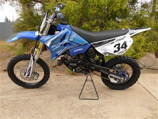2002 YAMAHA YZ85 85CC P MOTOCROSS