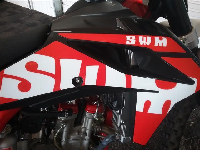 2018 SWM RS 300 R 300CC MY16 ENDURO