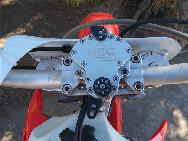 2001 HONDA CR500R 500CC MOTOCROSS